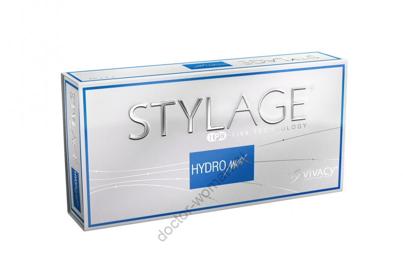Препарат STYLAGE HYDRO MAX
